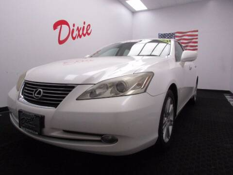 2007 Lexus ES 350 for sale at Dixie Motors in Fairfield OH
