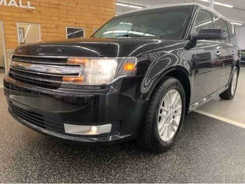 2015 Ford Flex for sale at Dixie Motors in Fairfield OH