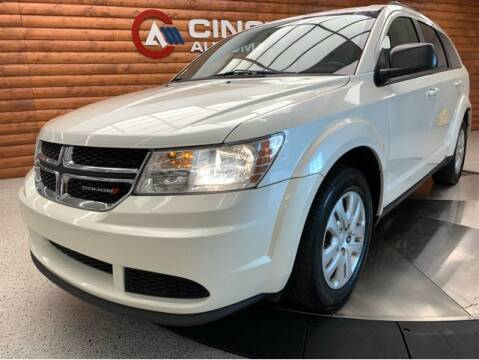 2017 Dodge Journey for sale at Dixie Motors in Fairfield OH