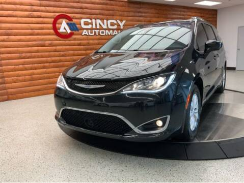 2018 Chrysler Pacifica for sale at Dixie Motors in Fairfield OH