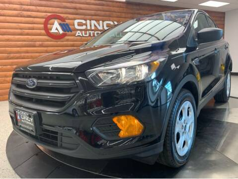 2019 Ford Escape for sale at Dixie Motors in Fairfield OH