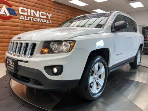 2016 Jeep Compass for sale at Dixie Motors in Fairfield OH