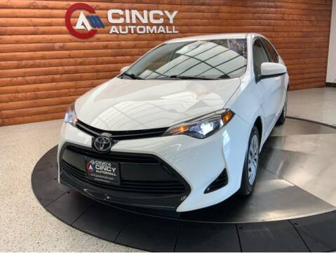 2017 Toyota Corolla for sale at Dixie Motors in Fairfield OH