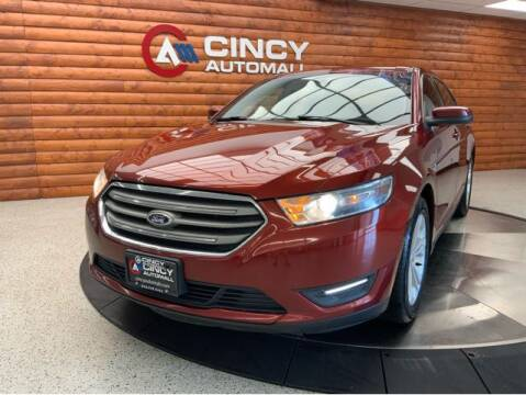 2014 Ford Taurus for sale at Dixie Motors in Fairfield OH