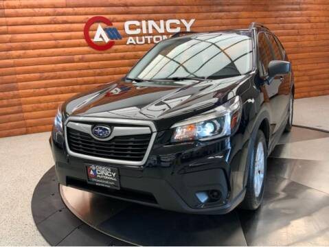 2019 Subaru Forester for sale at Dixie Motors in Fairfield OH
