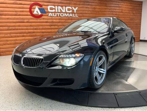 2009 BMW M6 for sale at Dixie Motors in Fairfield OH