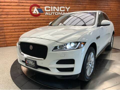 2019 Jaguar F-PACE for sale at Dixie Motors in Fairfield OH