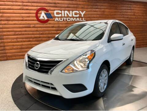 2018 Nissan Versa for sale at Dixie Motors in Fairfield OH