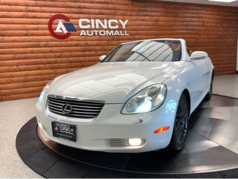 2003 Lexus SC 430 for sale at Dixie Motors in Fairfield OH