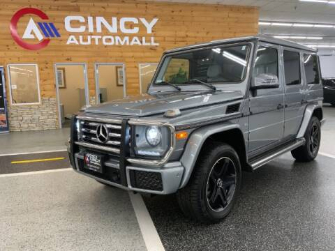 2018 Mercedes-Benz G-Class for sale at Dixie Motors in Fairfield OH