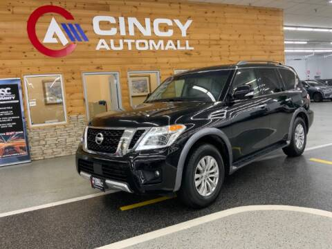 2017 Nissan Armada for sale at Dixie Motors in Fairfield OH