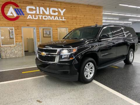 2019 Chevrolet Suburban for sale at Dixie Motors in Fairfield OH