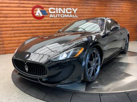 2013 Maserati GranTurismo for sale at Dixie Motors in Fairfield OH