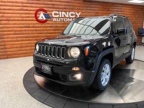 2016 Jeep Renegade for sale at Dixie Motors in Fairfield OH