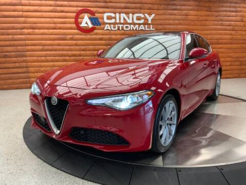 2018 Alfa Romeo Giulia for sale at Dixie Motors in Fairfield OH