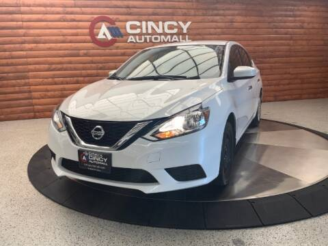 2017 Nissan Sentra for sale at Dixie Motors in Fairfield OH