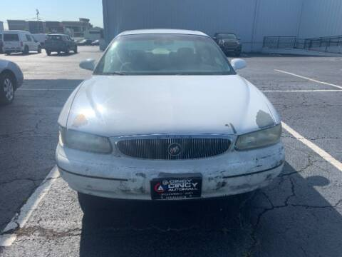 2000 Buick Century for sale at Dixie Motors in Fairfield OH