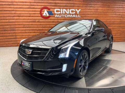 2017 Cadillac ATS for sale at Dixie Motors in Fairfield OH