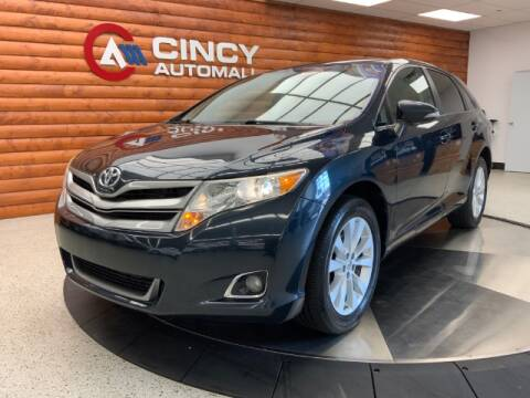 2014 Toyota Venza for sale at Dixie Motors in Fairfield OH
