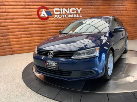 2014 Volkswagen Jetta for sale at Dixie Motors in Fairfield OH