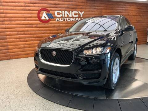 2020 Jaguar F-PACE for sale at Dixie Motors in Fairfield OH