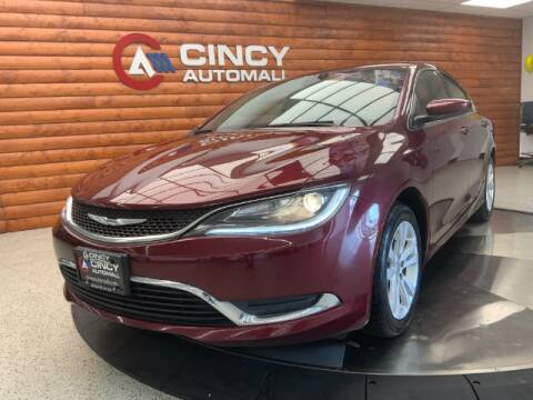 2016 Chrysler 200 for sale at Dixie Motors in Fairfield OH