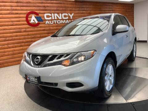 2014 Nissan Murano for sale at Dixie Motors in Fairfield OH
