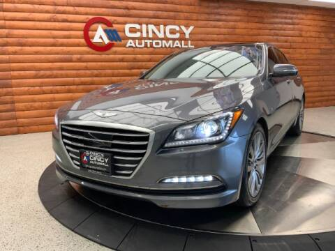 2015 Hyundai Genesis for sale at Dixie Motors in Fairfield OH