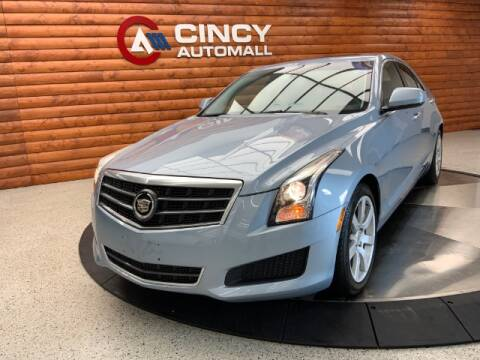 2013 Cadillac ATS for sale at Dixie Motors in Fairfield OH