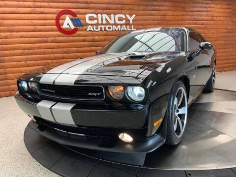2012 Dodge Challenger for sale at Dixie Motors in Fairfield OH