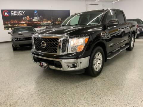 2017 Nissan Titan for sale at Dixie Motors in Fairfield OH