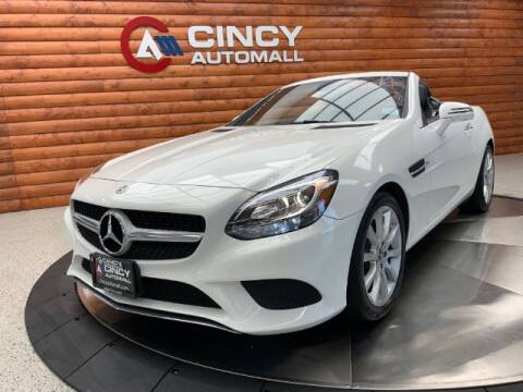 2019 Mercedes-Benz SLC for sale at Dixie Motors in Fairfield OH