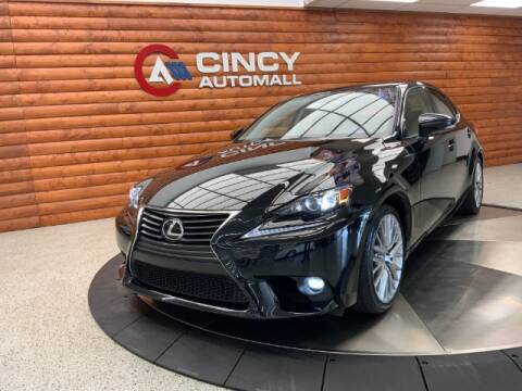 2016 Lexus IS 300 for sale at Dixie Motors in Fairfield OH