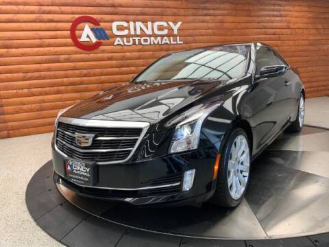 2018 Cadillac ATS for sale at Dixie Motors in Fairfield OH