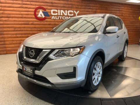 2017 Nissan Rogue for sale at Dixie Motors in Fairfield OH