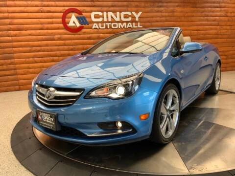2017 Buick Cascada for sale at Dixie Motors in Fairfield OH