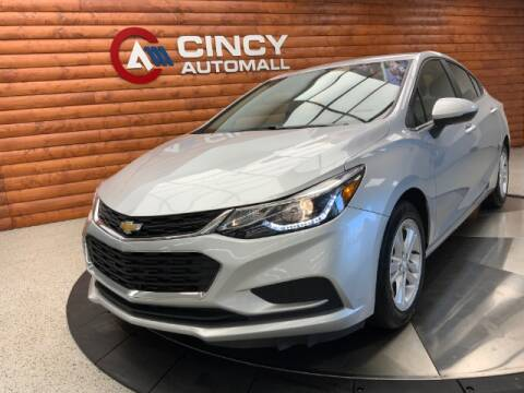 2018 Chevrolet Cruze for sale at Dixie Motors in Fairfield OH