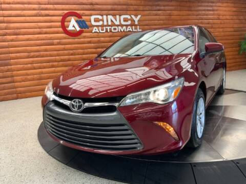 2017 Toyota Camry for sale at Dixie Motors in Fairfield OH