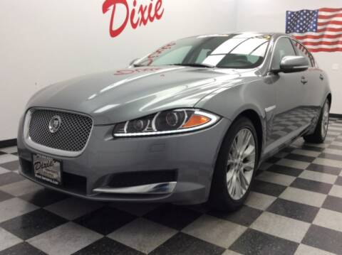 2013 Jaguar XF for sale at Dixie Motors in Fairfield OH