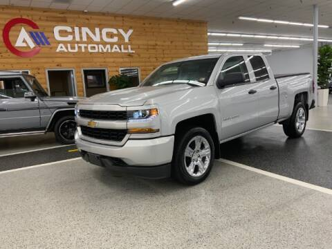 2017 Chevrolet Silverado 1500 for sale at Dixie Motors in Fairfield OH