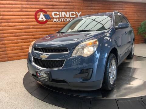 2011 Chevrolet Equinox for sale at Dixie Motors in Fairfield OH