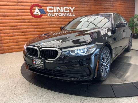 2019 BMW 5 Series for sale at Dixie Motors in Fairfield OH