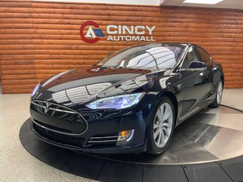2014 Tesla Model S for sale at Dixie Motors in Fairfield OH