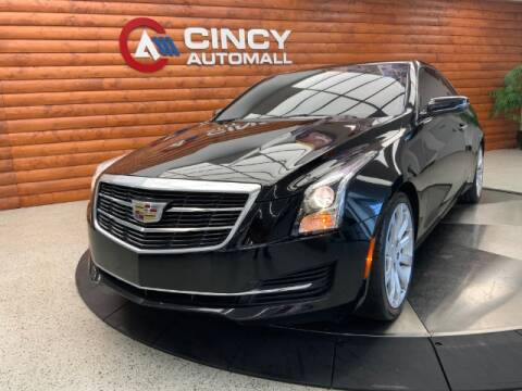 2015 Cadillac ATS for sale at Dixie Motors in Fairfield OH
