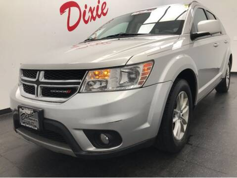 2013 Dodge Journey for sale at Dixie Motors in Fairfield OH