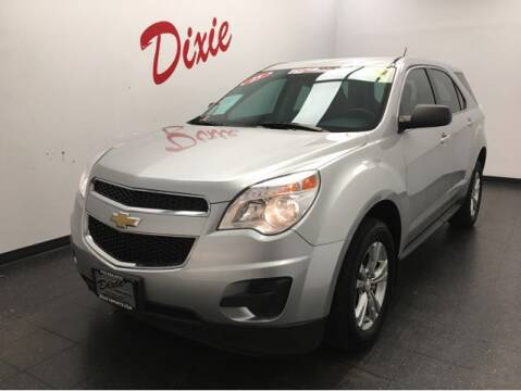 2015 Chevrolet Equinox for sale at Dixie Motors in Fairfield OH