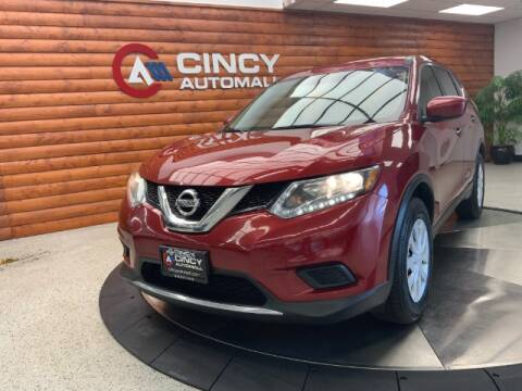 2016 Nissan Rogue for sale at Dixie Motors in Fairfield OH