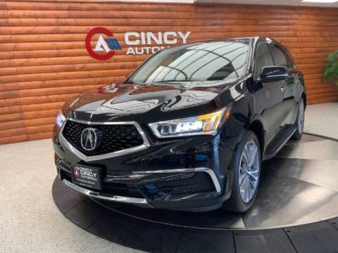2017 Acura MDX for sale at Dixie Motors in Fairfield OH