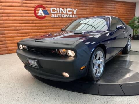 2013 Dodge Challenger for sale at Dixie Motors in Fairfield OH