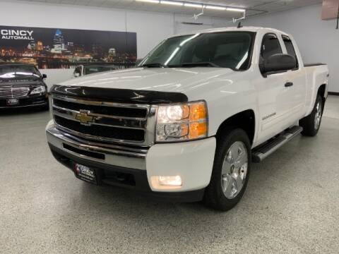 2011 Chevrolet Silverado 1500 for sale at Dixie Motors in Fairfield OH